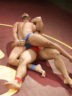 Gay Wrestling Porn