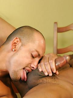 Gay Ball Licking Porn