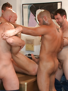 Gay Gangbang Porn